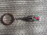 Schlüsselanhänger Aromatherapie Glas